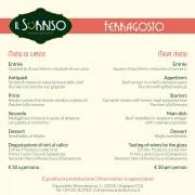 Trascorri Ferragosto sul Lago di Como con i menu di carne e pesce del Ristorante il Sorriso!